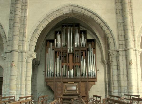 Journées du patrimoine 2017 - Visite de l'Eglise et du Prieuré de Vaux sur Poligny