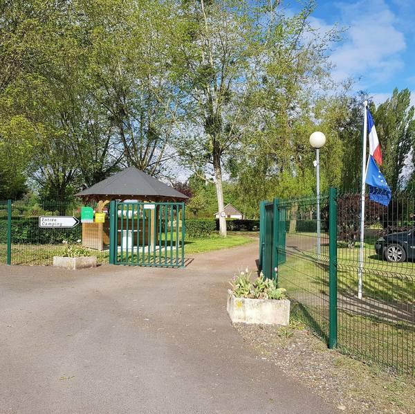 Crédits image : Camping de Courville-sur-Eure