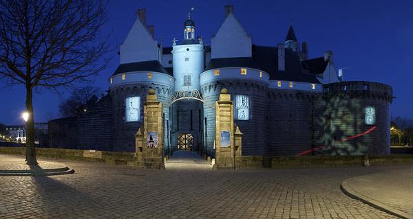 Nuit des musées 2019 -Musée d'histoire de Nantes - château des ducs de Bretagne