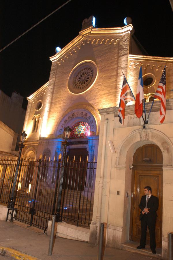 Crédits image : Consistoire de Marseille