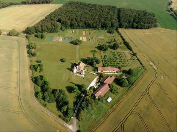 Rendez Vous aux Jardins 2018 -Château de la Brosse