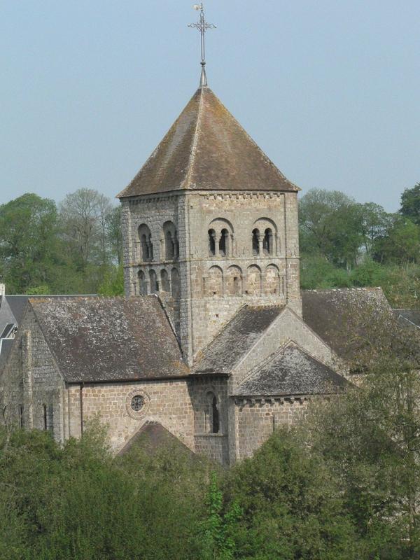 Journées du patrimoine 2017 - Visite guidée de l'église Notre-Dame sur l'Eau suivie du Tertre Sainte-Anne