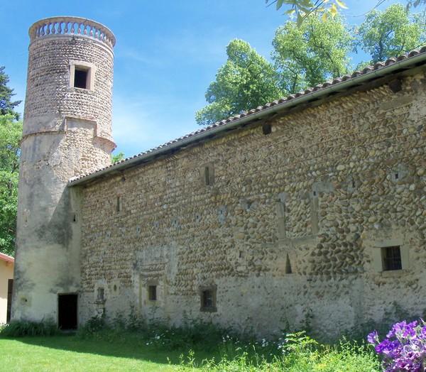 Crédits image : © Château de Jarcieu
