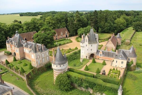 Journées du patrimoine 2017 - Présentation du Château de Frazé