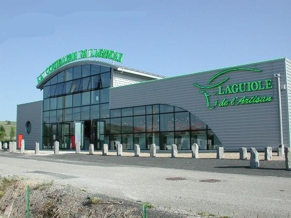 Journées du patrimoine 2017 - Visite guidée de la coutellerie de Laguiole Honoré Durand