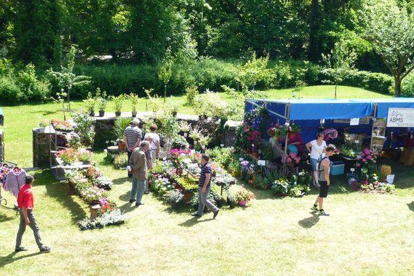 Rendez Vous aux Jardins 2018 -Jardins de l'abbaye de Laval-Dieu