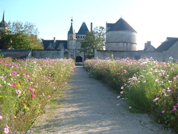 Rendez Vous aux Jardins 2018 -Château de Talcy