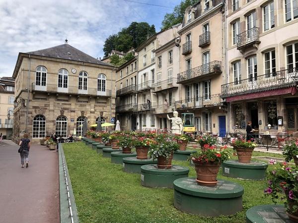 Crédits image : Mairie de Plombières les Bains