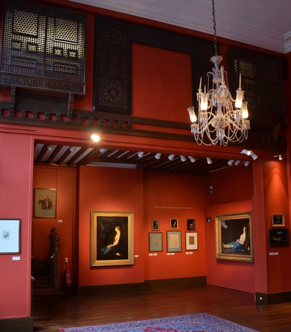Nuit des musées 2018 -Musée national Jean-Jacques Henner