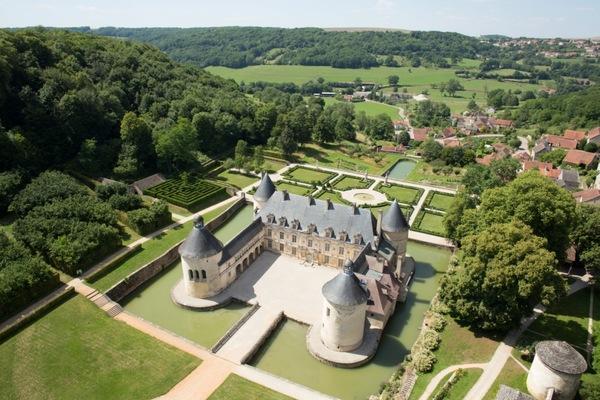 Journées du patrimoine 2017 - Visite guidée du château de Bussy-Rabutin