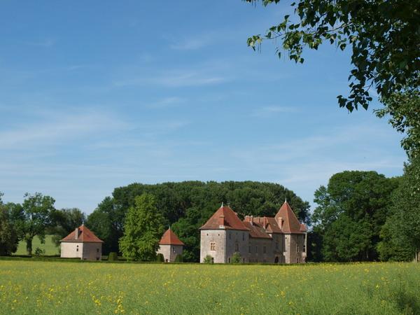 Crédits image : Château d'Hannoncelles - © Camille Jonville-droits réservés