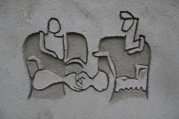 Piacé le radieux, Bézard - Le Corbusier