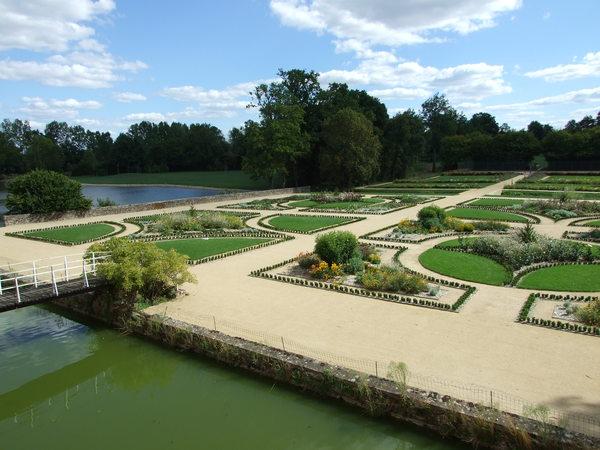 Rendez Vous aux Jardins 2018 -Jardins du château des Arcis