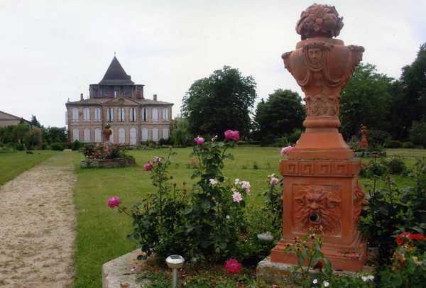 Rendez Vous aux Jardins 2018 -Parc et jardins du château