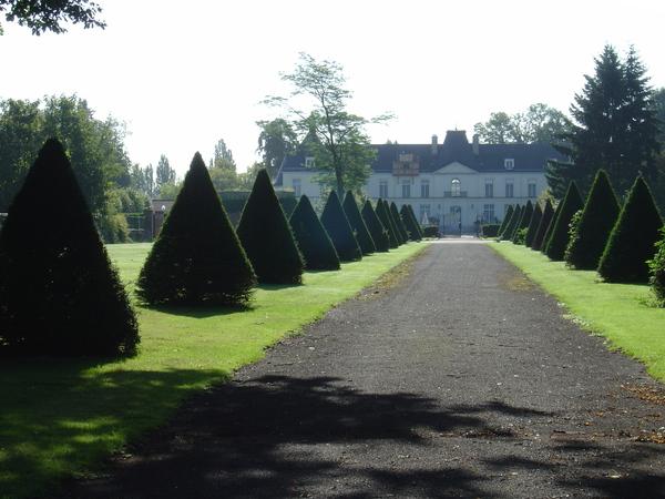 Journées du patrimoine 2020 - Visite guidée du château de La Verrière