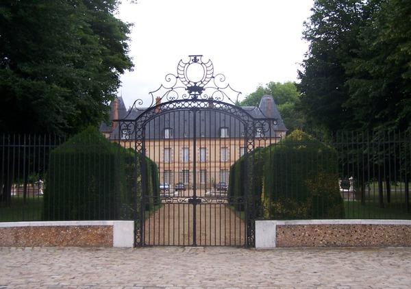 Journées du patrimoine 2018 - Visite guidée du parc du château de Bourdonné