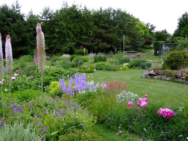 Rendez Vous aux Jardins 2018 -Jardin botanique de la Presle
