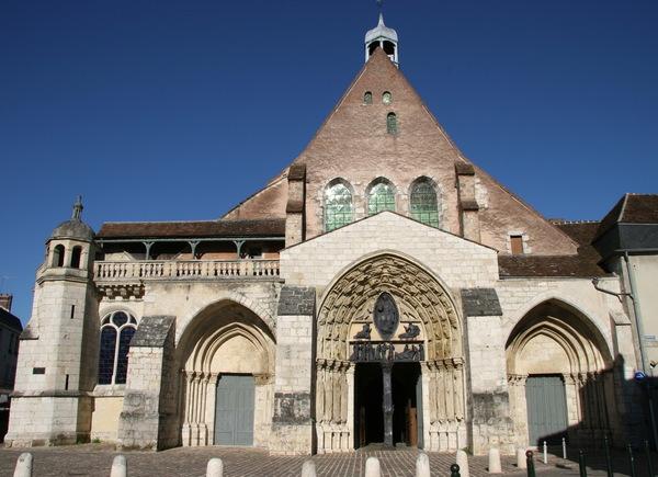 Journées du patrimoine 2017 - Visite libre de l'église Saint-Ayoul