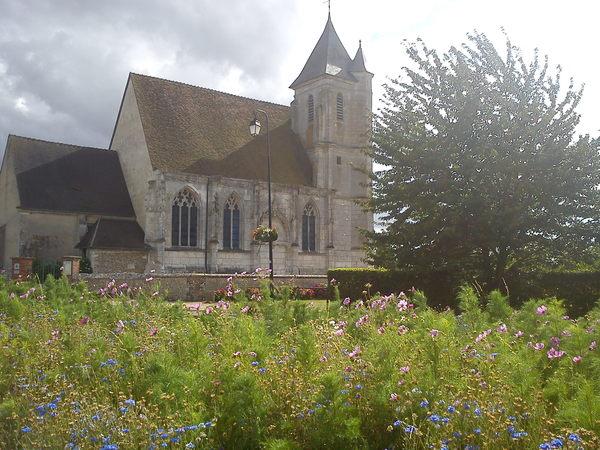 Journées du patrimoine 2018 - Jeux-concours sur la découverte de l'église Notre-Dame
