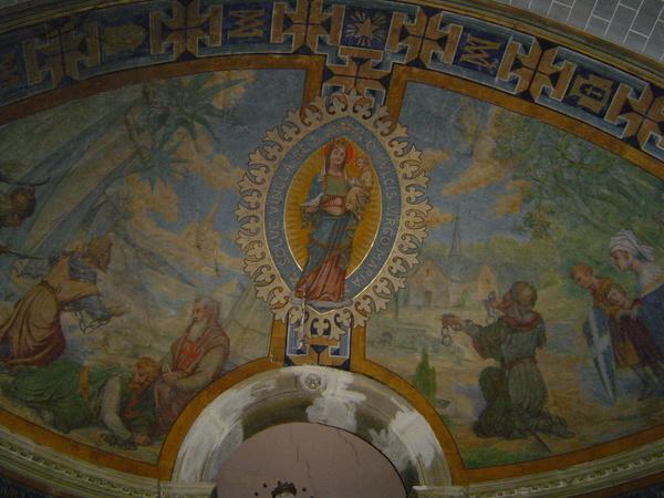Journées du patrimoine 2017 - Ouverture de la Chapelle Notre Dame de Doucé
