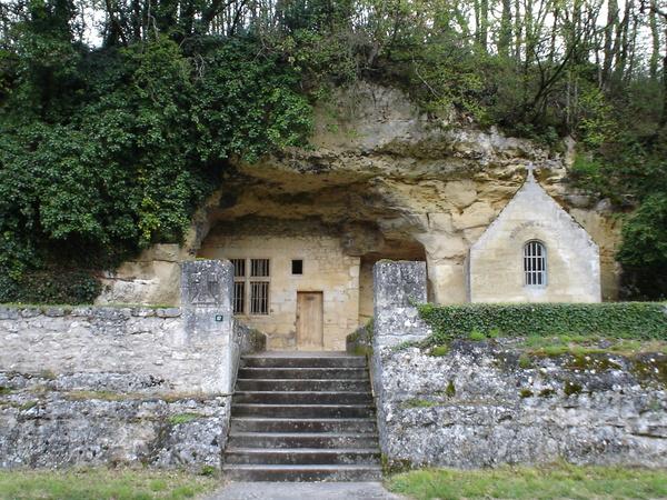 Journées du patrimoine 2017 - Visite commentée de la chapelle troglodytique