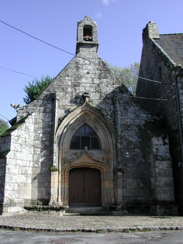 Journées du patrimoine 2017 - Chapelle Saint-Cado