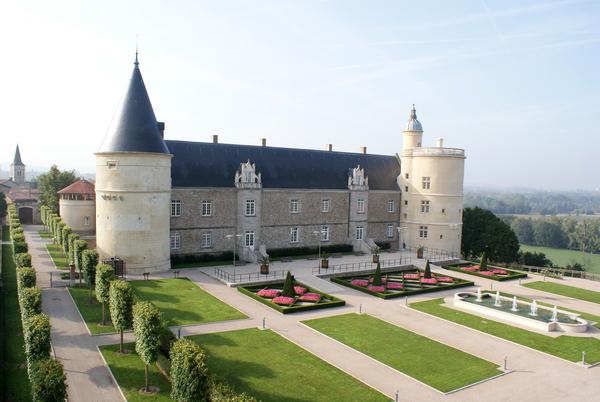 Crédits image : © Château de Bouthéon