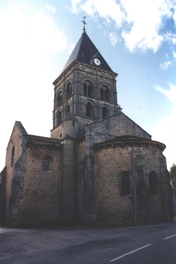 Journées du patrimoine 2018 - Visite guidée de l'Église de Varenne-l'Arconce