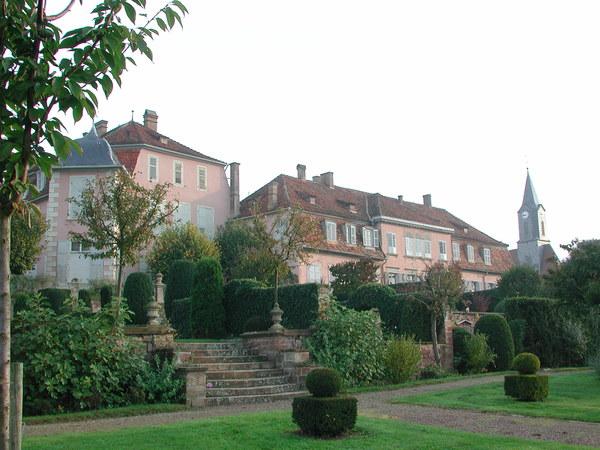 Rendez Vous aux Jardins 2018 -Jardins et parc du château de kolbsheim