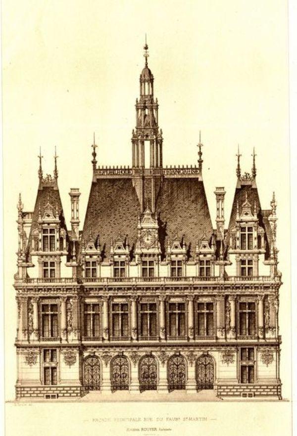 Journées du patrimoine 2018 - Visite guidée de la mairie du 10e arrondissement (par l'association Histoire et Vies du 10e)