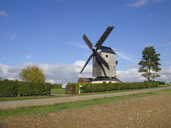 Journées du patrimoine 2017 - Découverte d'un moulin à pivot