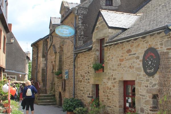 Crédits image : @ Tourisme Arc Sud Bretagne
