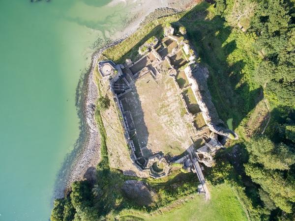 Crédits image : Château du Guildo - visuel com