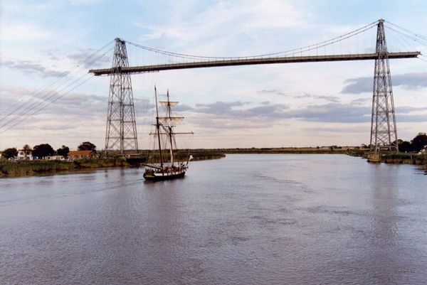 Crédits image : © Pont transbordeur du Martrou