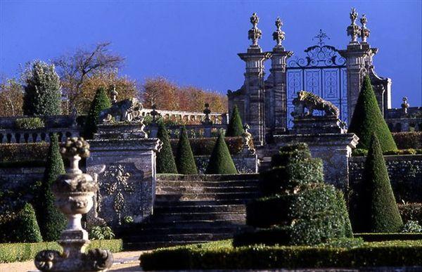 Journées du patrimoine 2017 - Visite des jardins du Château de Brécy