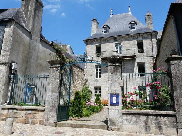 Crédits image : Quimper - Maison du Patrimoine / Hôtel de Boisbilly