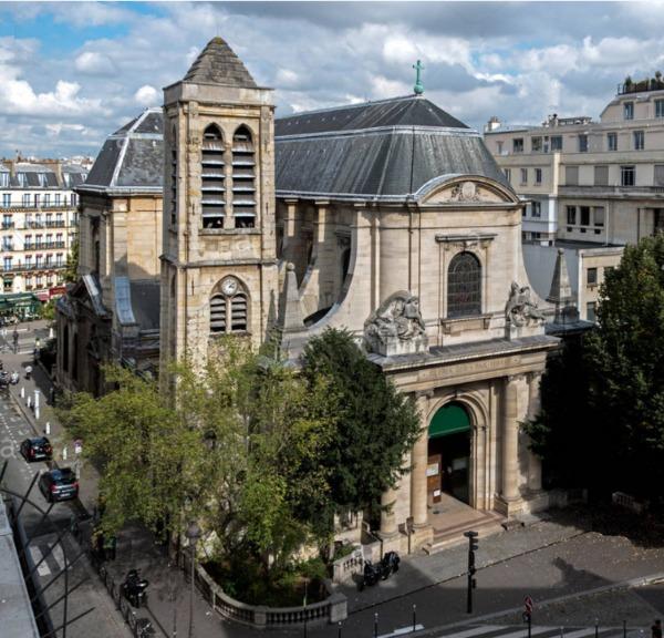 Journées du patrimoine 2020 - Visites de l'église Saint Nicolas du Chardonnet