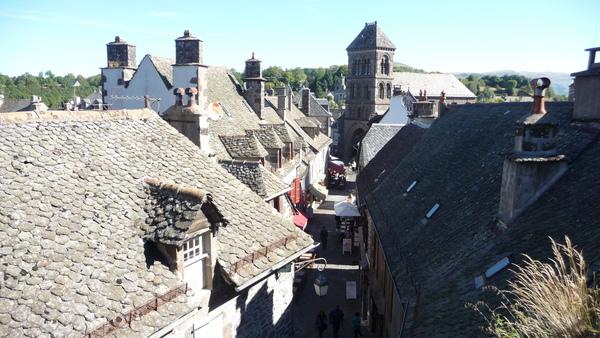 Journées du patrimoine 2017 - Visite commentée du village de Salers