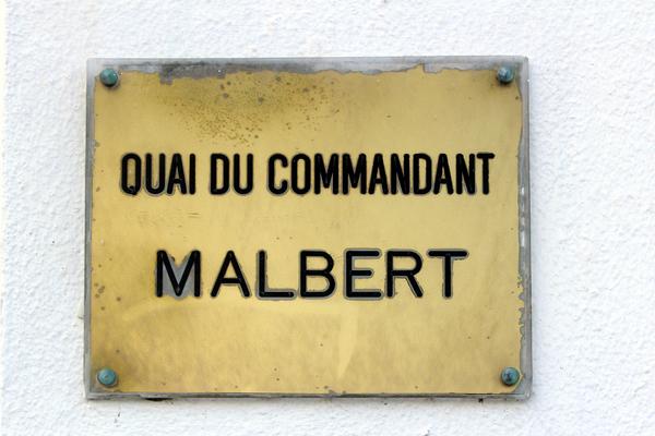 Crédits image : Quai du Commandant Malbert