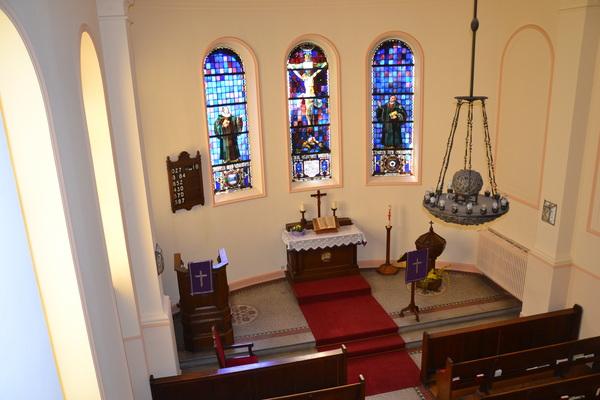 Crédits image : Eglise de la Croix
