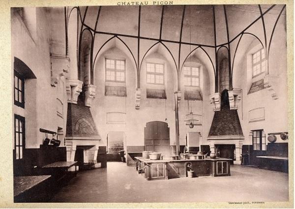 Crédits image : Anciennes cuisines de l'hôpital ©Terpereau