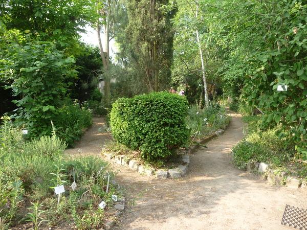 Rendez Vous aux Jardins 2018 -Jardin botanique de Sannois