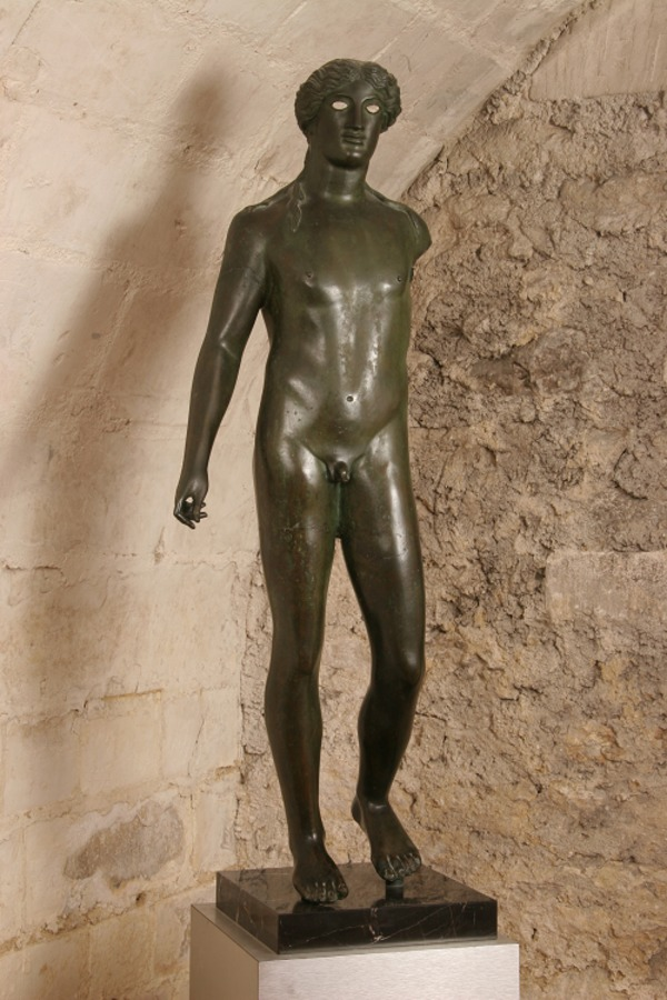 Crédits image : L'Apollon de Vaupoisson Troyes, musée des beaux-arts et d'archéologie - © Ville de Troyes