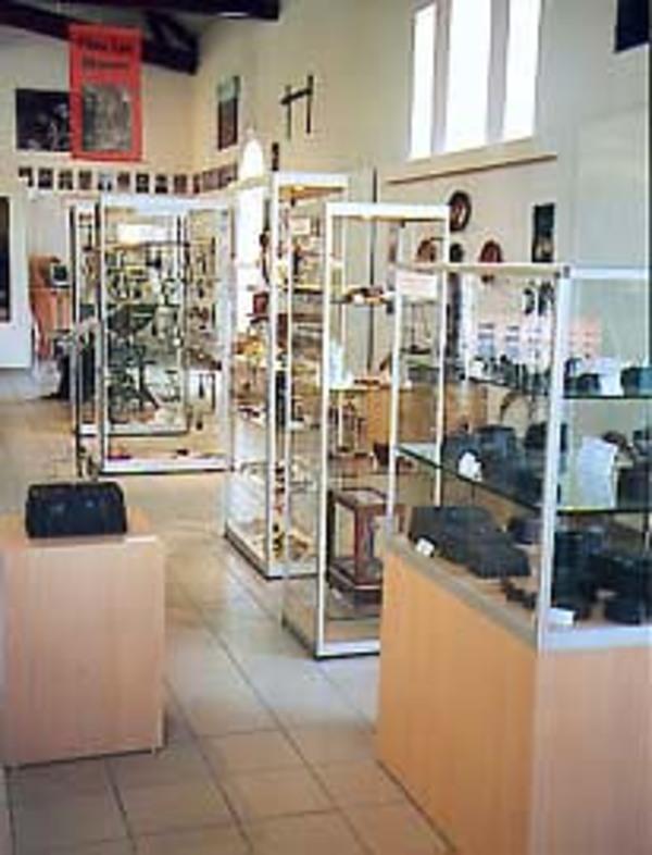 Journées du patrimoine 2018 - Visite et découverte des collections de la Maison du Patrimoine et de la Mesure.