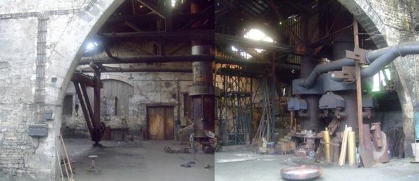 Crédits image : Ancienne usine 18e siècle - ASPM