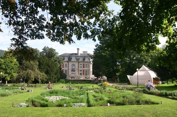 Rendez Vous aux Jardins 2018 -Parc de la villa burrus