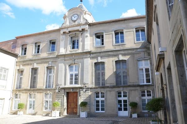 Journées du patrimoine 2017 - Hôtel de la Préfecture
