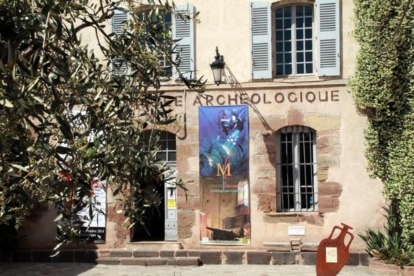 Nuit des musées 2018 -Musée archéologique de Saint-Raphaël