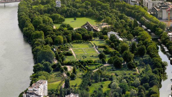 Parc départemental de l'Ile Saint-Germain