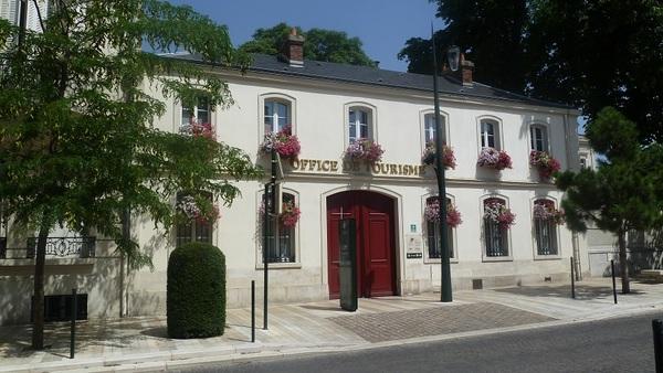 Crédits image : Office de Tourisme - Ville d'Epernay